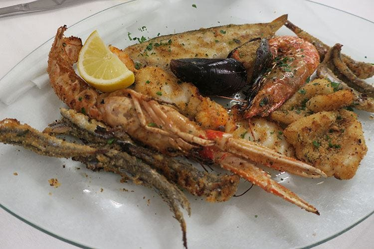Senigallia, Da Ciccio si trasformaDa chiosco a ritrovo gourmet
