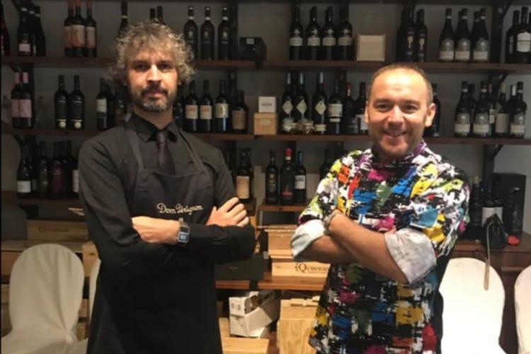 Da Giò a Seriate il bicchiere che non ti aspetti - Italia a Tavola