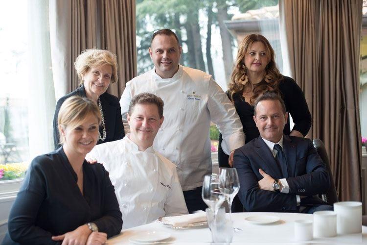 Da Vittorio, primo stellato per fatturato Il business dell'alta cucina cresce, +10%