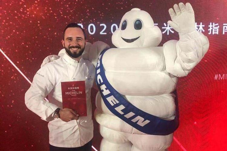 Da Vittorio, la stella Michelin arriva anche a Shanghai