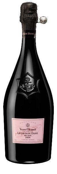 Veuve Clicquot La GrandeDame 2006 Champagne Brut Rosé