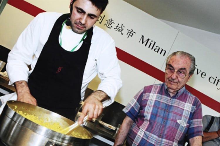 Canzian oggi ci sono tanti numeri uno marchesi era un numero primo italia a tavola - Erbusco in tavola 2017 ...