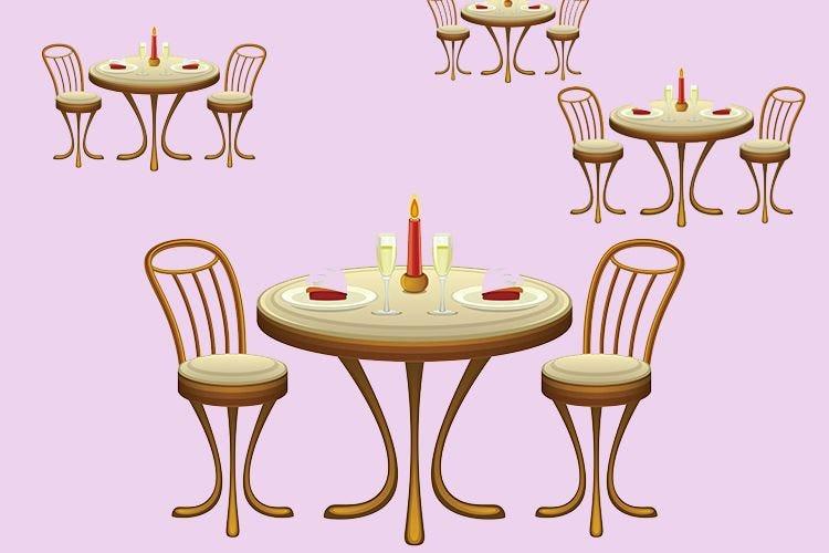 Al ristorante tra privacy e comfort Benvenuti nella nuova normalità