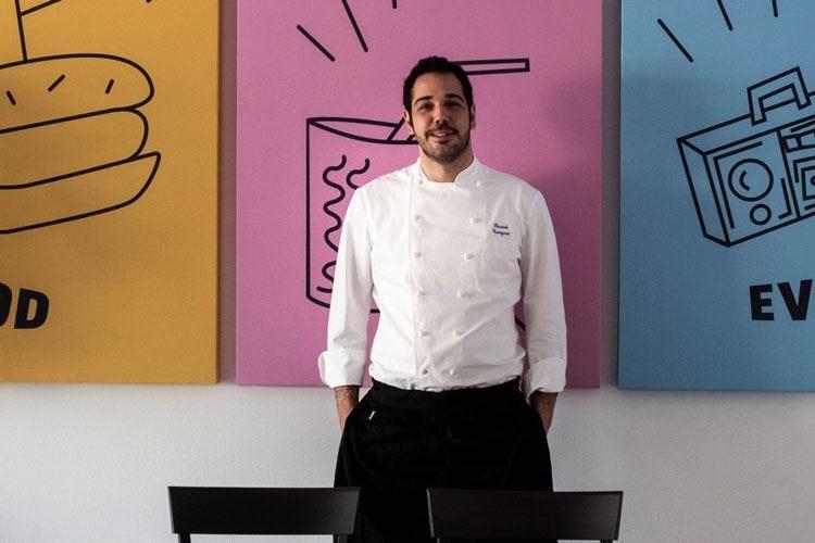 """Tangari cuoco veneto emergente Vince il Premio """"Adamo Digiuno"""""""