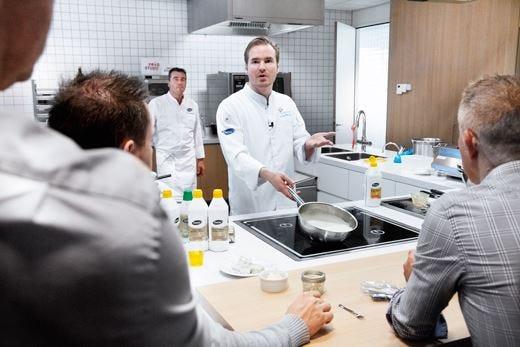 Il talento è un dono che va coltivato Debic lancia il progetto FoodStudio