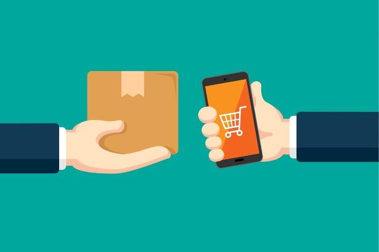 Il delivery tra i settori online in crescita anche nel 2021