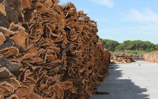 Produttori di sughero in portogallo