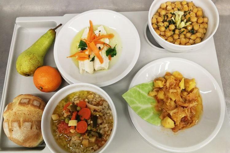 Dieta mediterranea, un toccasana anche nella ristorazione ospedaliera