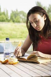 Per tutti gli studenti arriva la dieta anti-stress da esami