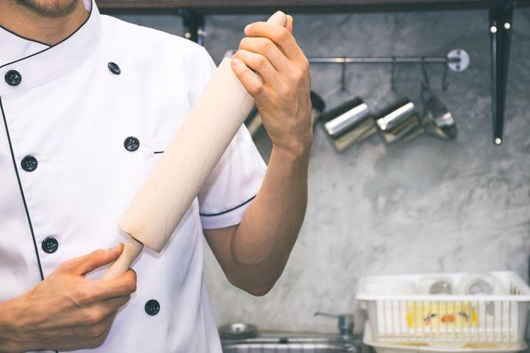 La dispensa della cucina la gestisce l'app Con Qubi risparmi economici significativi