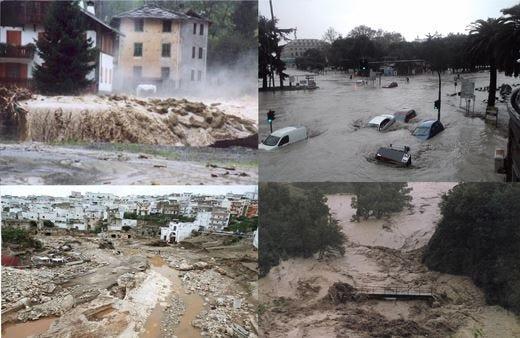 Il Conaf sostiene #ItaliaSicura contro il dissesto idrogeologico