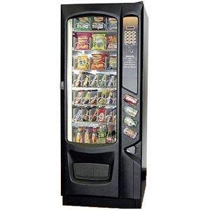 Distributori automatici di bevande Li utilizza il 40% degli italiani