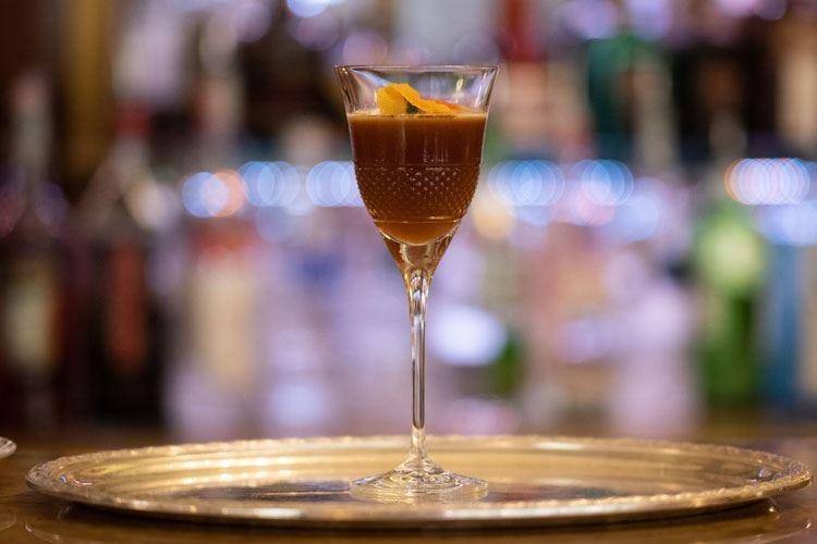 """""""La Divina"""", il drink di Savini per celebrare il mito di Maria Callas"""