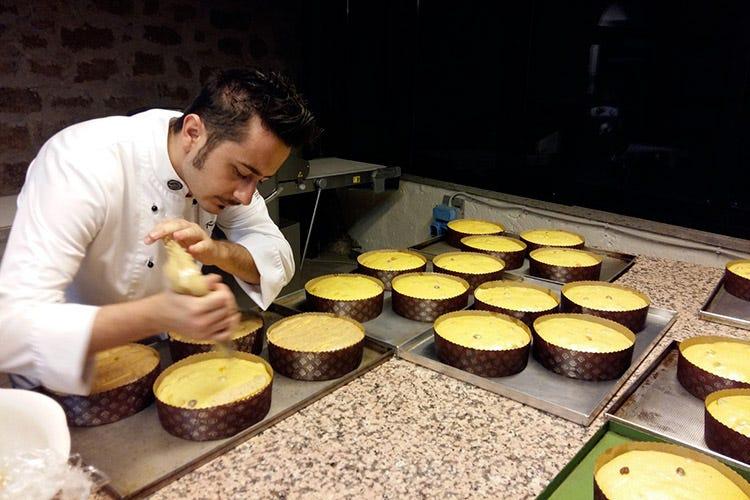 Ruggiero Carli Nuovo Pastry Chef Del Gruppo Muzzi Italia A Tavola