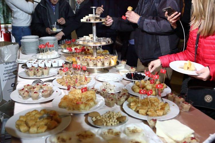 Tutto il dolce della Turchia A Roma i dessert Ottomani