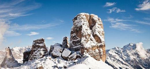 Fioccano le tasse Anche sulle Dolomiti