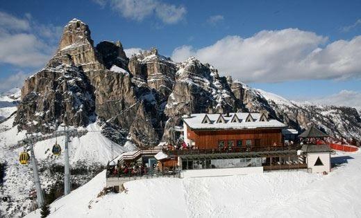 Neve e gastronomia gourmetper il Dolomiti Superski in Alta Badia