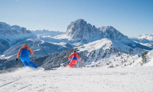 Dolomiti superski, 40 anni di successi Wellness e cucina insieme agli sci