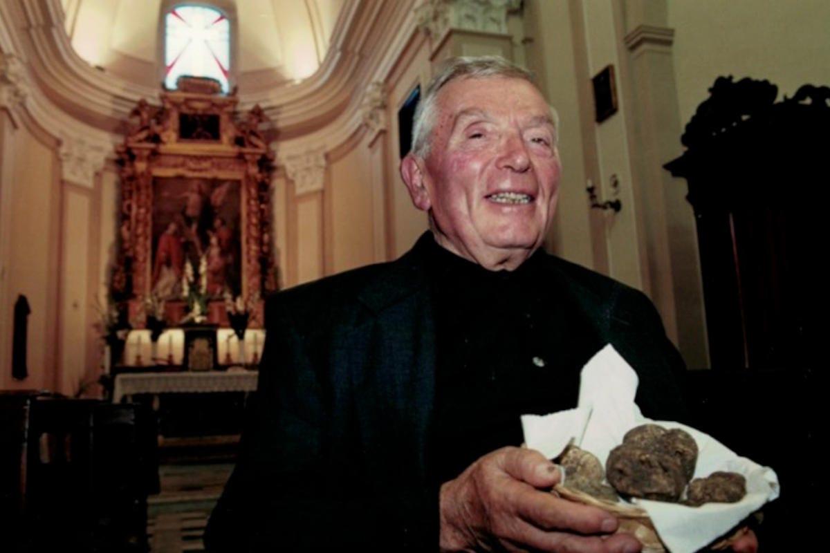 Don Giovanni Balsamini I pionieri del tartufo:
