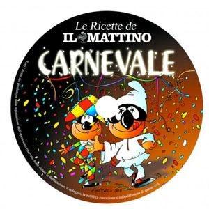 Le ricette del Carnevale napoletano svelate in un dvd da Agostino Iacobucci