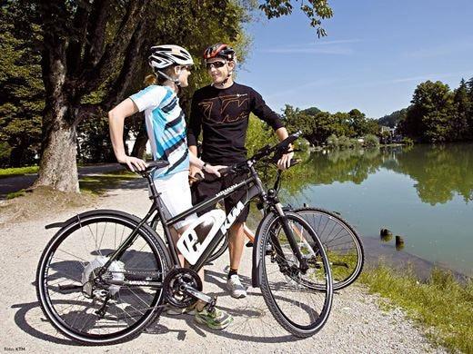 In e-bike alla scoperta di Kitzbühel Itinerari suggestivi immersi nel verde