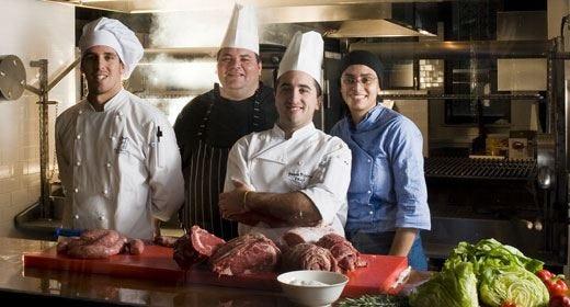 Gustosa carne argentina sulla parilla de El Porteño a Milano