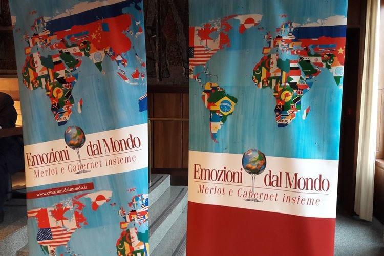 Con Emozioni dal Mondo attesi a Bergamo 250 vini