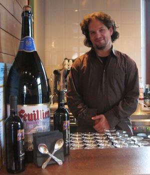 Enoteca EnoForum a SenigalliaCentinaia di vini da gustare al calice