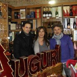 Enoteca Marino ambasciatrice dei migliori vini d'Italia e di Francia