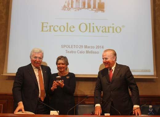 Ercole Olivario 2014, 98 finalisti Lazio, Puglia e Umbria in testa