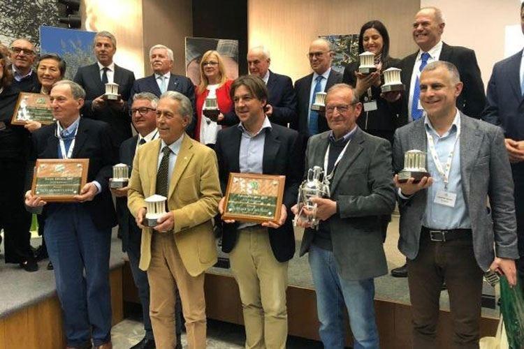 Ercole Olivario premia gli oli migliori Umbria regina con 4 riconoscimenti su 12