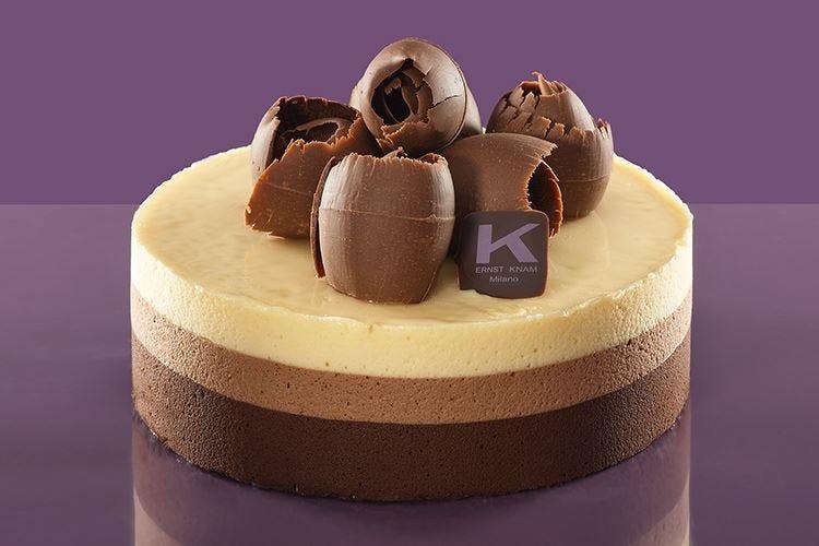 """Ernst Knam lancia il """"Tris Day"""" per celebrare la mousse ai tre cioccolati"""