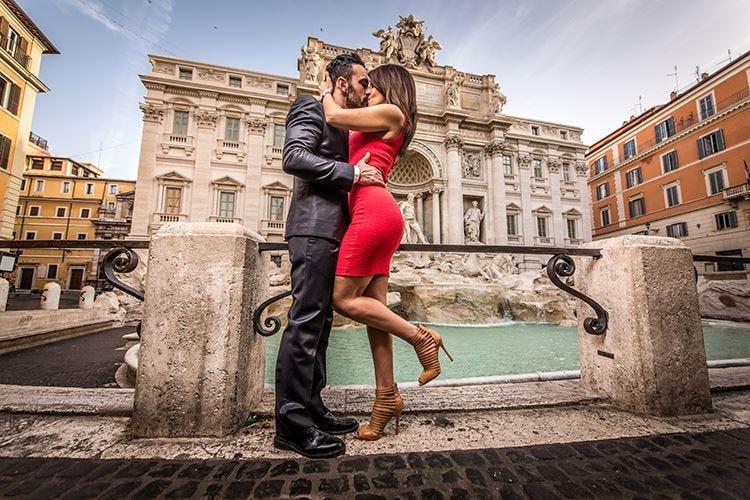 """Viaggio di nozze, Italia meta top Crescono gli """"sposini"""" stranieri"""