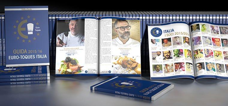 Italia a tavola - Alta cucina ricette segrete dei grandi ristoranti d italia ...