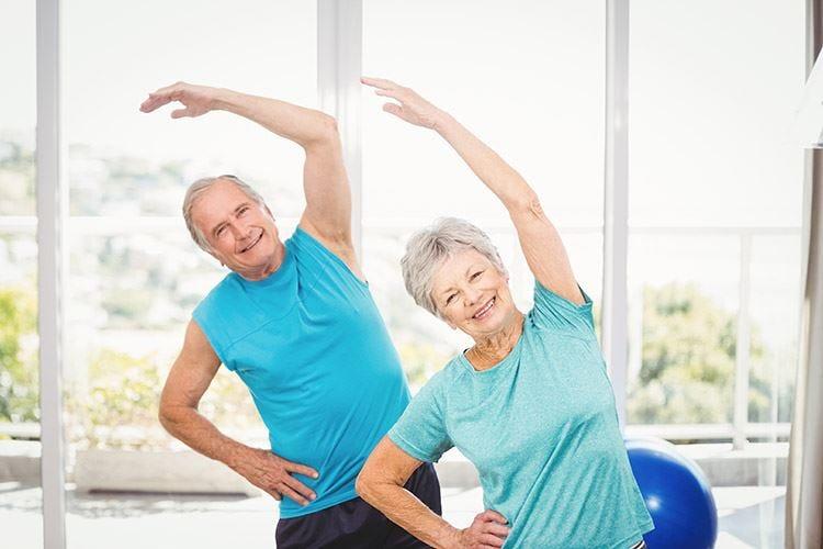Non conta l'età, ma la costanza Miti da sfatare sull'attività fisica