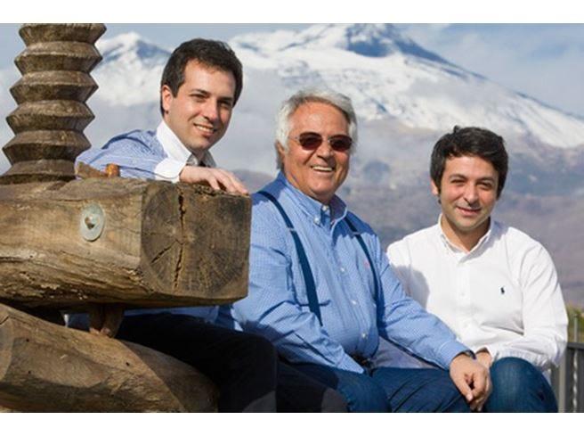 Dall'Etna i vini di Cantine Nicosia Il vulcano rivive nella mineralità