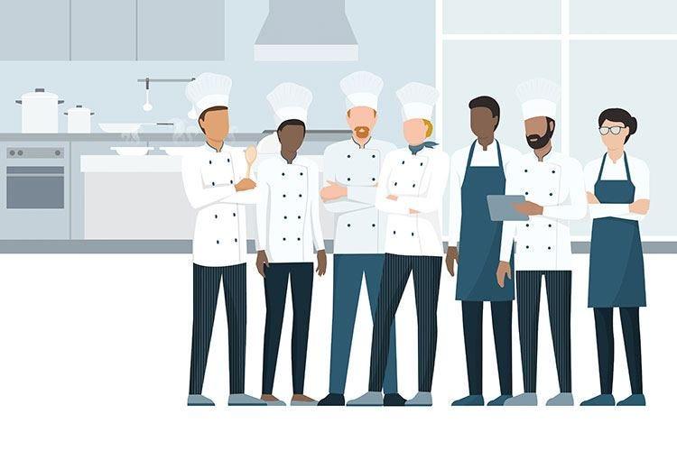 Euro-Toques continua la campagna dedicata agli chef che non si arrendono #MiPiegoMaNonMiSpezzo