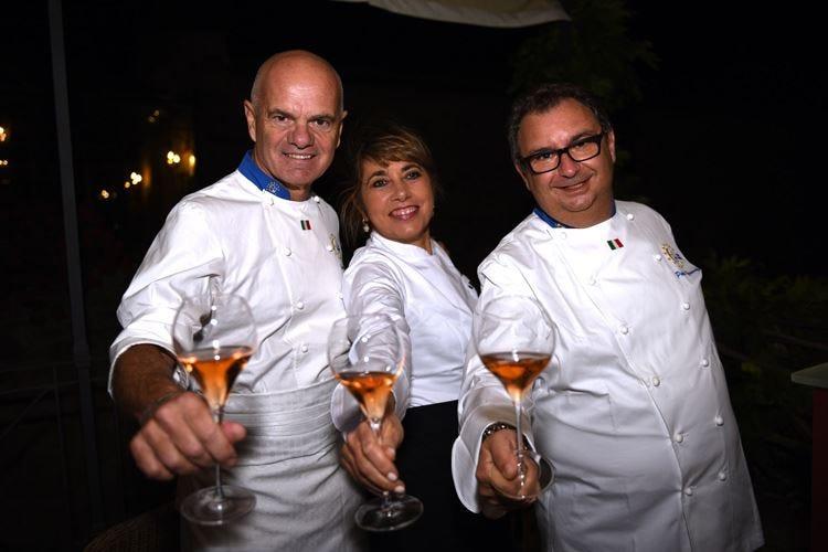 Serata gourmet a Il Falconiere per celebrare il World Pasta Day