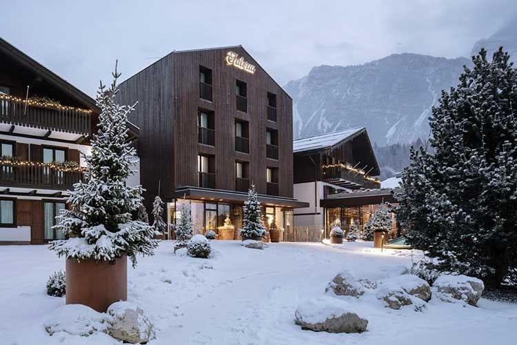 A Cortina riapre il Faloria Resort L'innovazione sposa il gusto classico