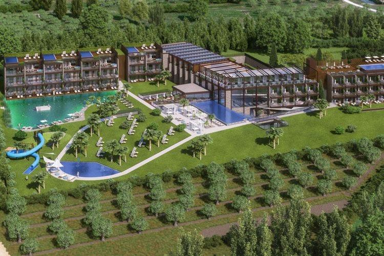 La famiglia Dorfer raddoppia Un resort di lusso sul lago di Garda