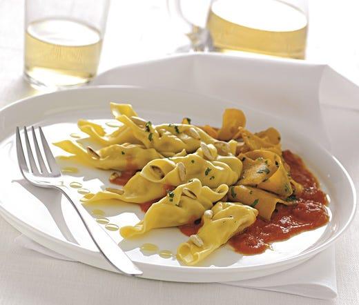 sughi creativi dal sapore mediterraneo con la salsa pronta