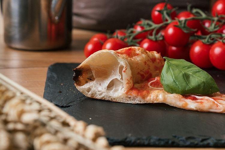 Vesuvio, alveolature perfette con ogni tipologia di forno