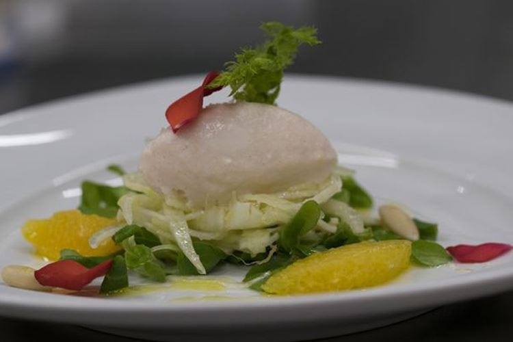 Gelato gastronomico, un corso a Bergamo con Ciro Fraddano e Filippo Novelli