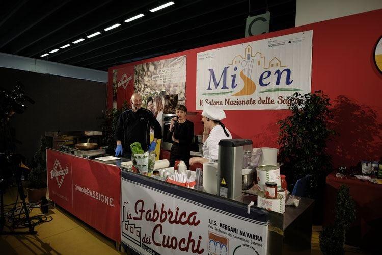 A Ferrara torna Misen In tavola l'Italia delle sagre