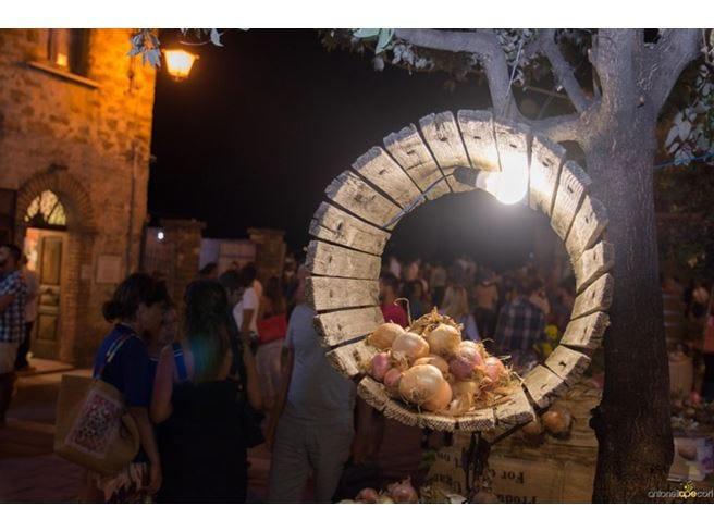 Festa della Cipolla Quarto weekend a Vatolla