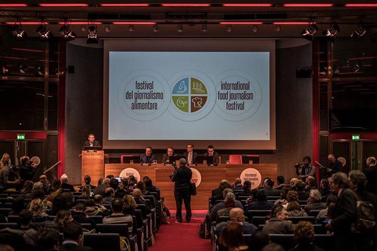 Festival del Giornalismo alimentare Due giorni d'informazione professionale