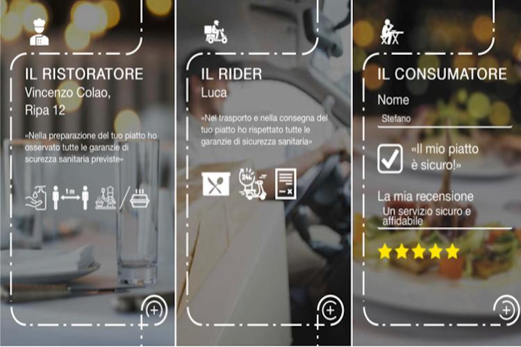 Arriva l'app per tracciare anche le consegne a domicilio
