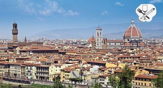Grande festa dell'enogastronomia A Firenze tutti i Big del settore