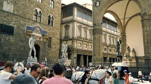 Primo maggio, Firenze lavora? Per Cursano un'opportunità