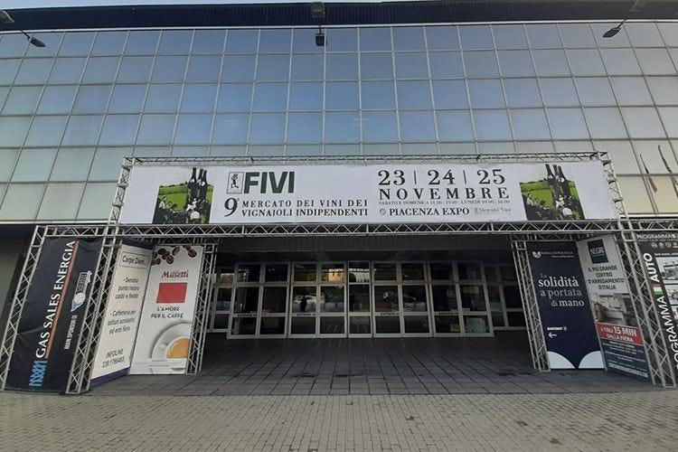 Mercato Fivi, 9ª edizione A Piacenza 626 vignaioli